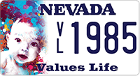 Nevada Values Life